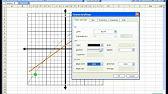Cara membuat diagram kartesius di excel youtube 650 ccuart Gallery