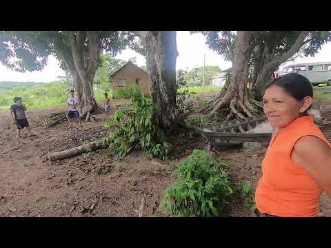 Comunidade de Arimum,na amazônia