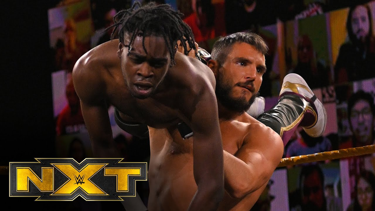 Leon Ruff stuns Johnny Gargano to become the new North American Champion: WWE NXT, Nov. 11, 2020