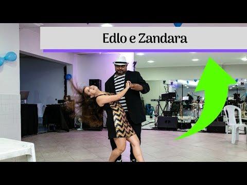 Dança dos Alunos Ed Renan França - Edlo e Zandara