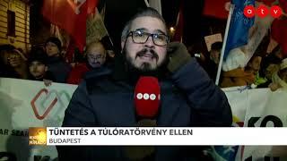 2018.12.16.- Rendkívüli híradó - Szurok András bejelentkezés 2