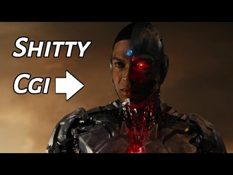 Cyborg Sucks Dick But Aquaman Is METAL - Justice League Trailer Review