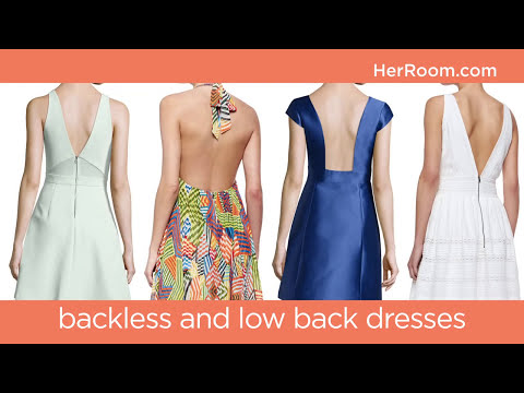 Bras For Strapless and Backless Dresses  HerRoom