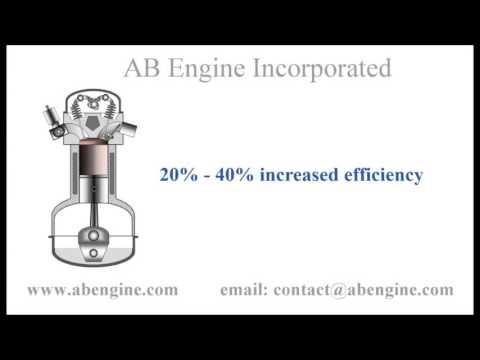 The best Fuel Efficiency and Performance Engine ever! Internal Combustion Engine