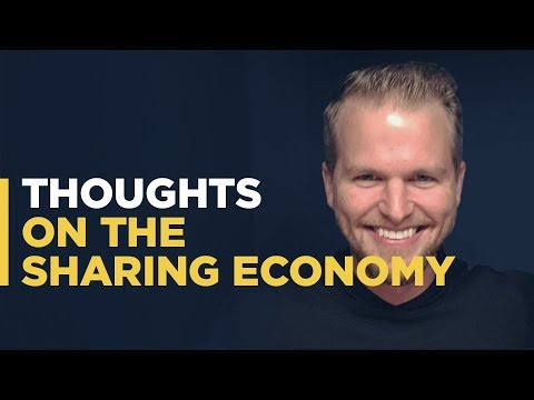 The Minimalists on the Sharing Economy - YouTube