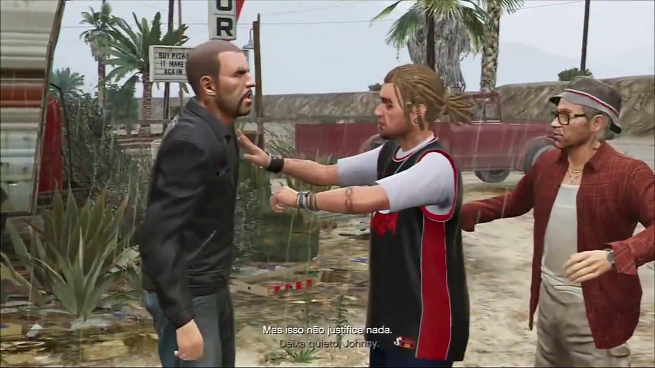 Trevors Driving Madness GTA 5 using NVR Mod - YouTube