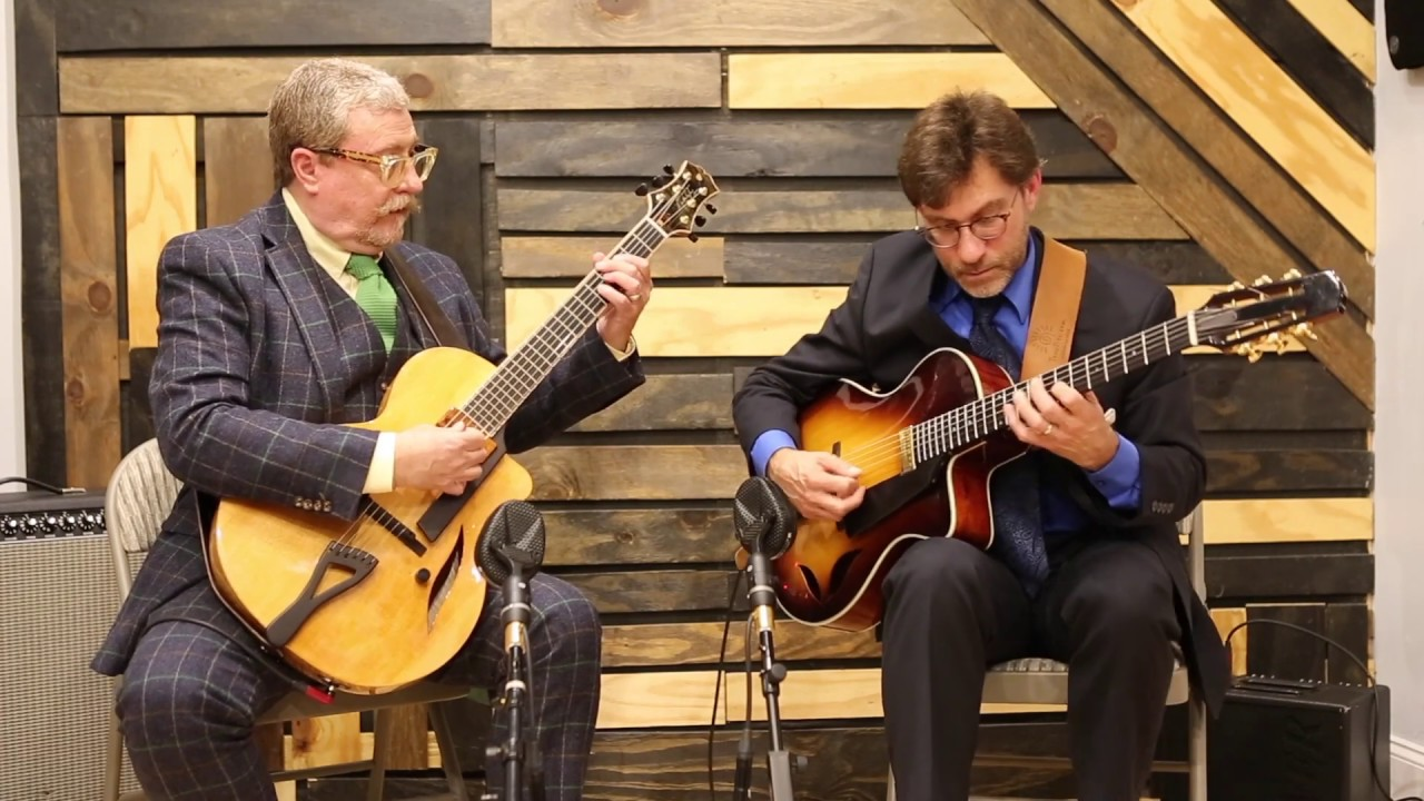 Martin Taylor and Frank Vignola - Blue Moon