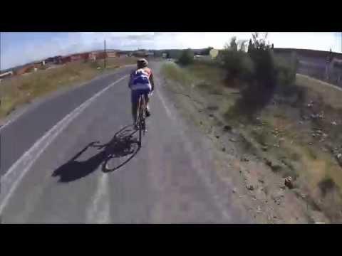 Road Cycling film 'Vouz Attaque Allez' -- ' A Sunday in heaven'
