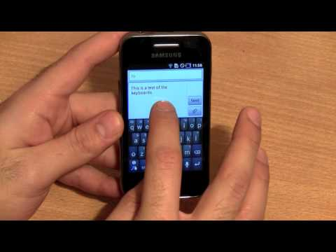 Samsung Galaxy Ace S5830 Quick Review
