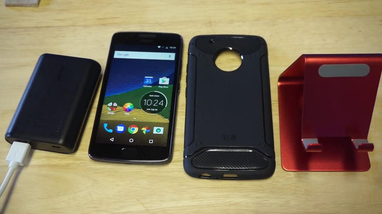 new concept f3ce5 6bf08 Top 3 Best Accessories For Moto G5 / Moto G5 Plus - Fliptroniks.com