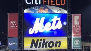 Neil Walker vs Nationals 4/23/17 [60fps]