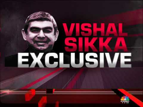 VISHAL SIKKA EXCLUSIVE INTERVIEW - 1