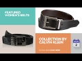 Collection By Calvin Klein Featured Women's Belts