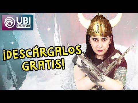 ¡Descarga Assassin's Creed Rogue y For Honor GRATIS! - Ubi Contesta 184 thumbnail