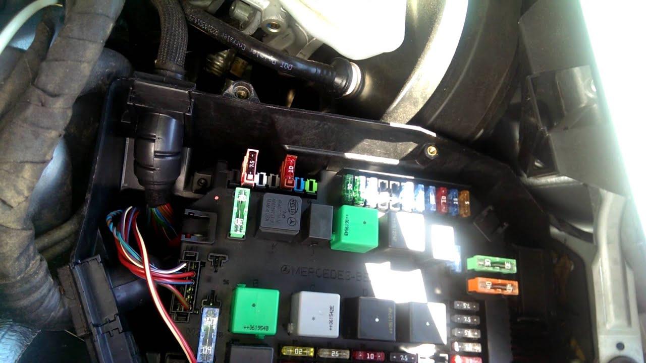S550 malfunction indicator  YouTube