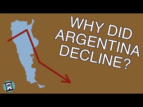 Why did Argentina Decline? (Short Animated Documentary)