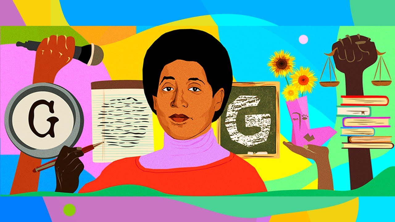 Google Doodle honors Audre Lorde, a poet, feminist, and civil rights ...