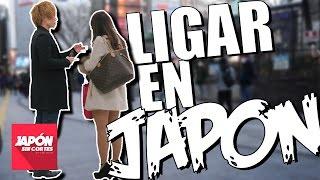 CÓMO LIGAR EN JAPÓN HACIENDO NAMPA