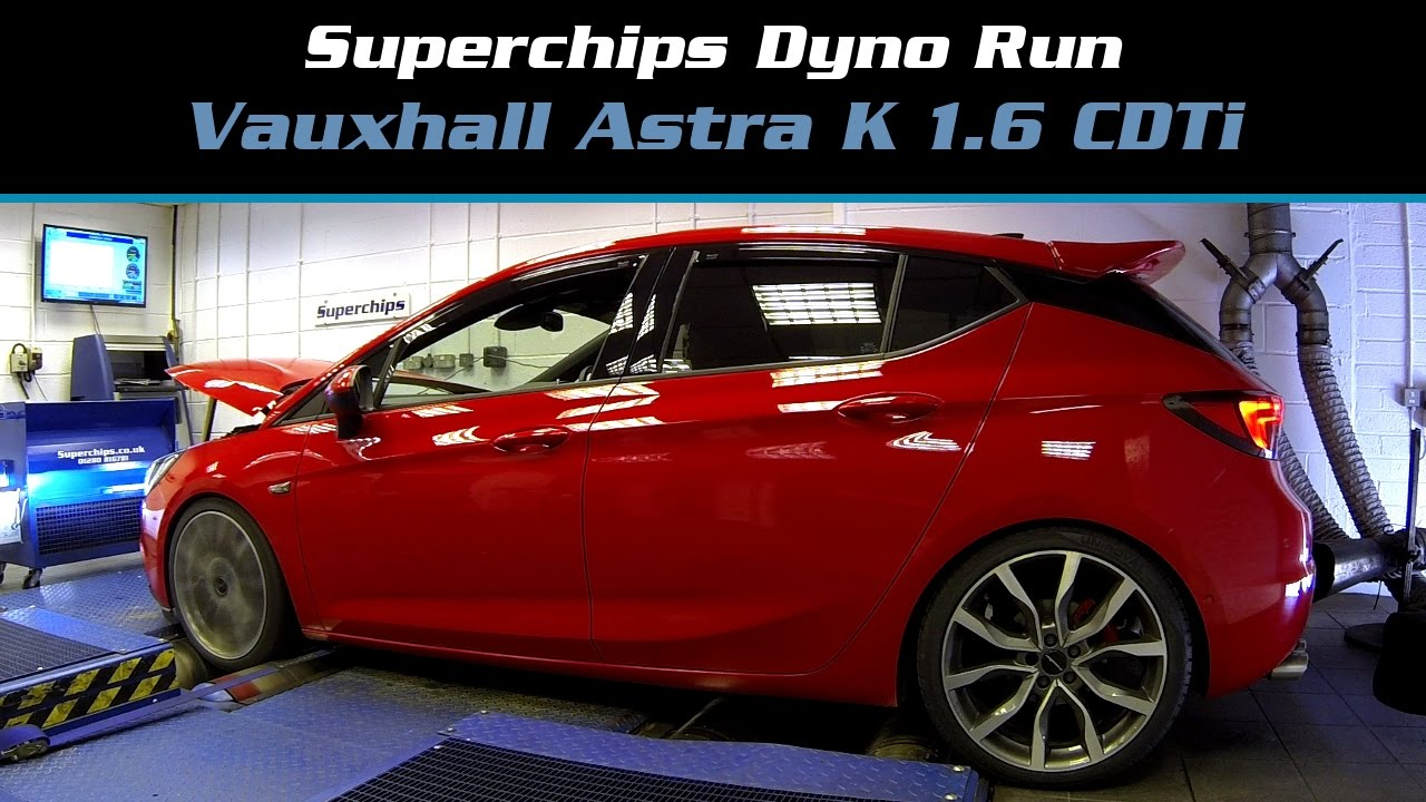 superchips dyno run vauxhall astra k 1 6 cdti youtube. Black Bedroom Furniture Sets. Home Design Ideas