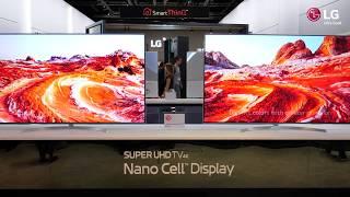 LG Nano Cell TV auf der IFA 2017