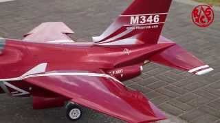 Alenia Aermacchi M-346 Master maiden flight