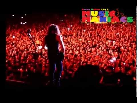 METALLICA - Creeping Death - Live In Jakarta 2013 (with audio Officially)