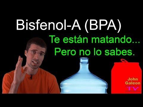 Bisfenol A (BPA) ¿Cómo evitarlo? - Te están matando... Pero no lo sabes.