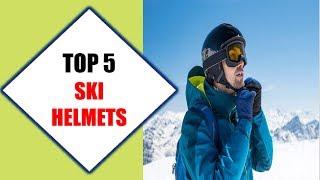 Top 5 Best Ski Helmets 2018 | Best Ski Helmet Review By Jumpy Express
