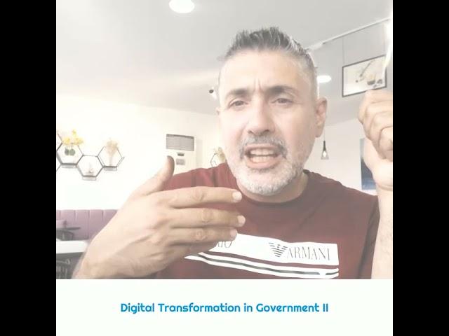 التحول الرقمي الحكومي - 2