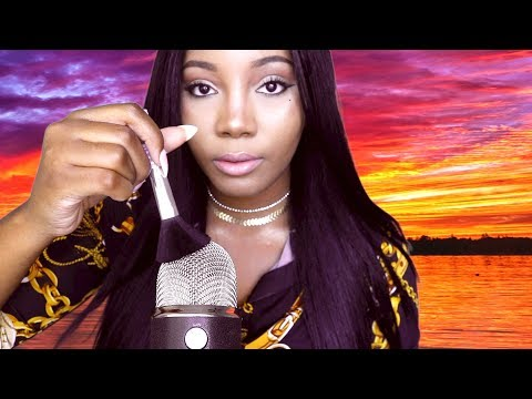 ASMR Mouth sounds Hand Movements  | Spirit and Nadine
