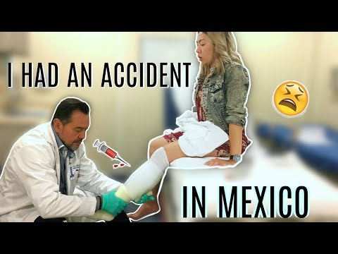 I had an accident in Mexico City | Mexico City Travel Vlog Part 2