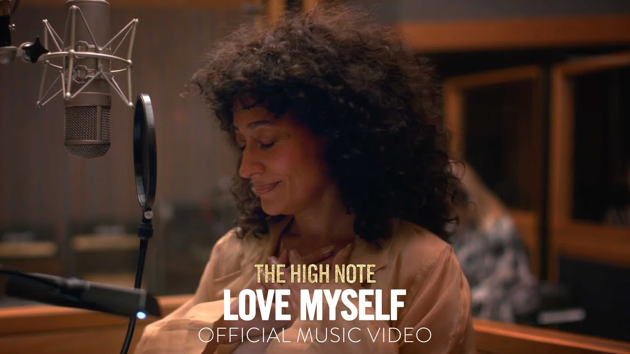 "She Get's It From Her Mama:  Tracee Ellis Ross Drops New Music ""Love Myself"""