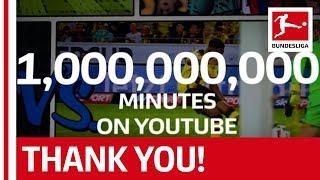 A Billion Minutes of Brilliant Moments