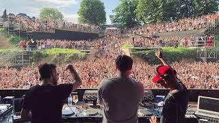 Solomun b2b Tale of Us @ Exit Festival, Serbia 2019 (Live DJ Set)