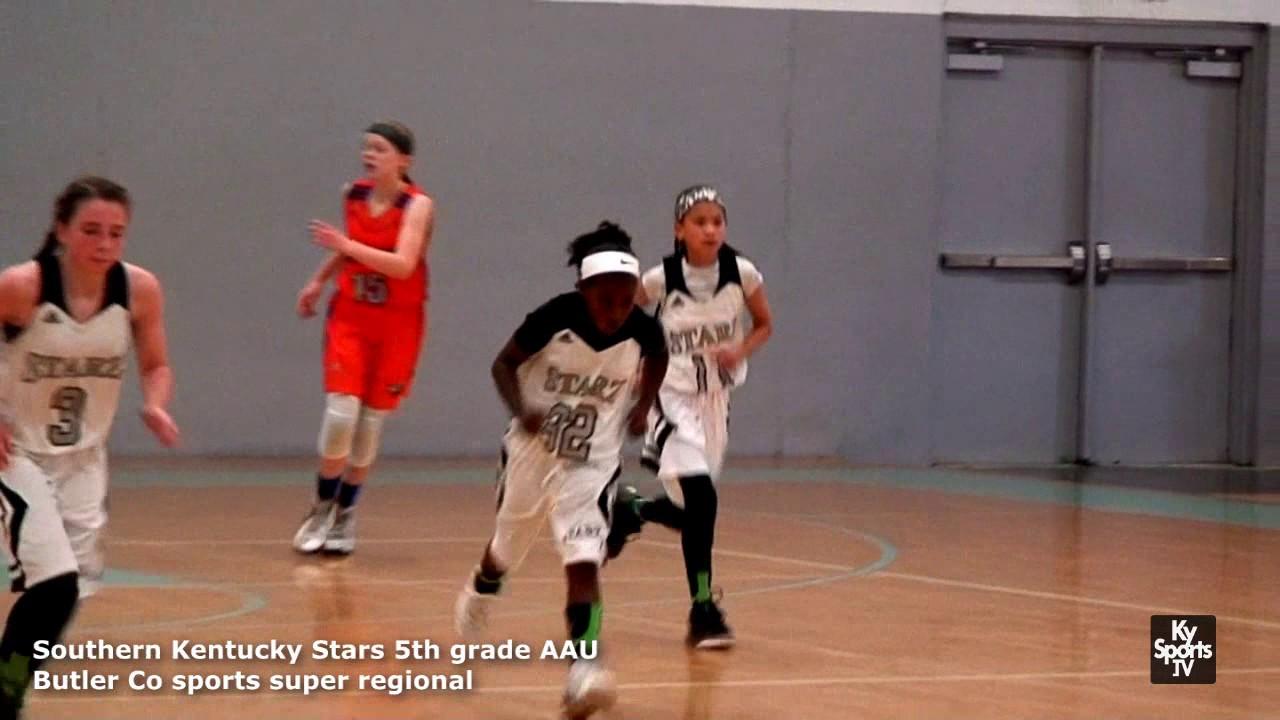 Southern KY STARZ AAU 5th Grade