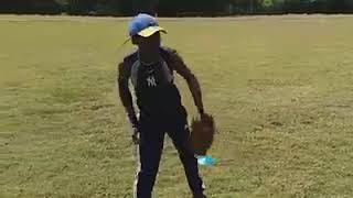 Introduction to Baseball Camp, Antigua 2019