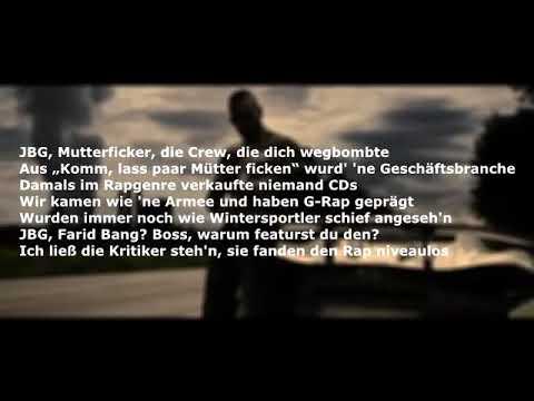 Kollegah & Farid Bang ✖ STURMASKE AUF ✖ [Lyrics]