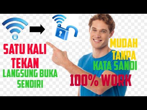 Cara Mudah Bobol WiFi Terbaru 2020