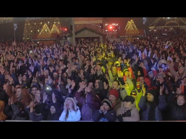 Voltaj - Flashmob/ Din toata inima pentru Romania