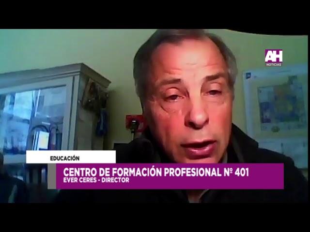 EVER CERES   DIRECTOR   CENTRO DE FORMACIÓN PROFESIONAL Nº401