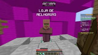 VAI TER ROBLOX? [MINECRAFT BED WARS]