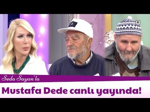 Mezardan çıktığı iddia edilen Mustafa Dede canlı yayında!