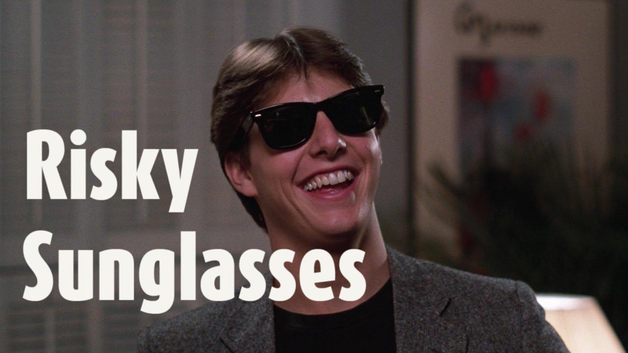 f75126434a0 Abnormal Truth - Risky Sunglasses - The Tom Cruise Mandela Effect ...