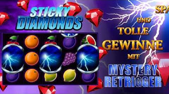 Sticky Diamonds - Bally Wullf stake7.com - 400 € Bonus