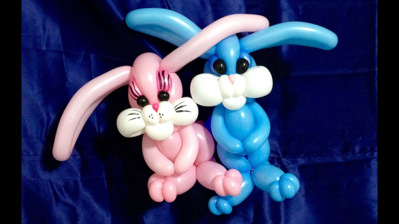 videos of how to make balloon animals