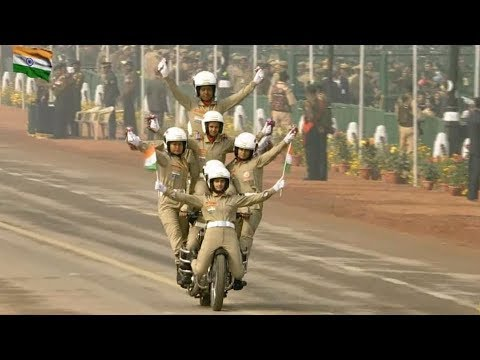 Indian Women's National Day Parade