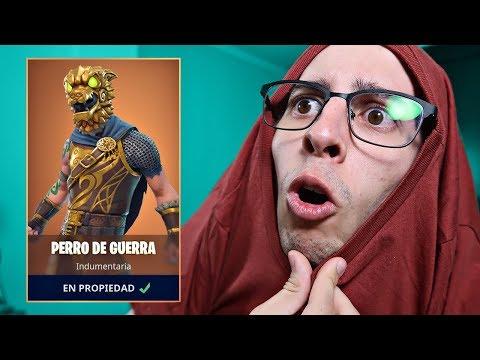 PARTIDA ÉPICA CON LA NUEVA SKIN !! . Fortnite: Battle Royale