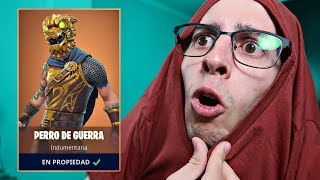PARTIDA ÉPICA CON LA NUEVA SKIN !! - Fortnite: Battle Royale
