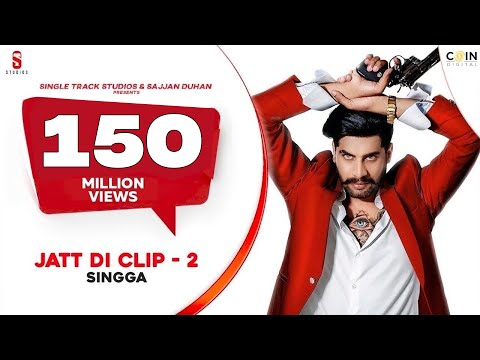 Jatt Di Clip 2 | Singga | Official Video | Western Penduz | Ditto Music | ST Studios |