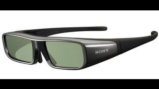 Sony 3d TDGBR250 Glasses Review